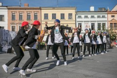 Den tance, náměstí svobody F-M