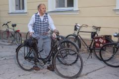 Setkání velocipedistů