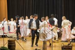 Koleda Paskovianek pásmo lidových tanců a zvyků