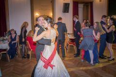 Maturitní ples Gymnasia Petra Bezručce ve Frýdku - Místku. Konané v Národním Domě ve Frýdku-Místku dne 31.1.2020.