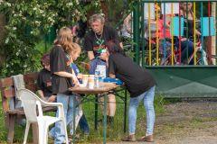 Tradiční folkový festival ve Frýdku - Místku. Sokolík 26. 6. 2020. Hráli:   Sasaband a Zdeněk Šponar,  The Tired Horses,  Pavlína Jíšová a Bababand, RANGERS - PLAVCI, F-M Band